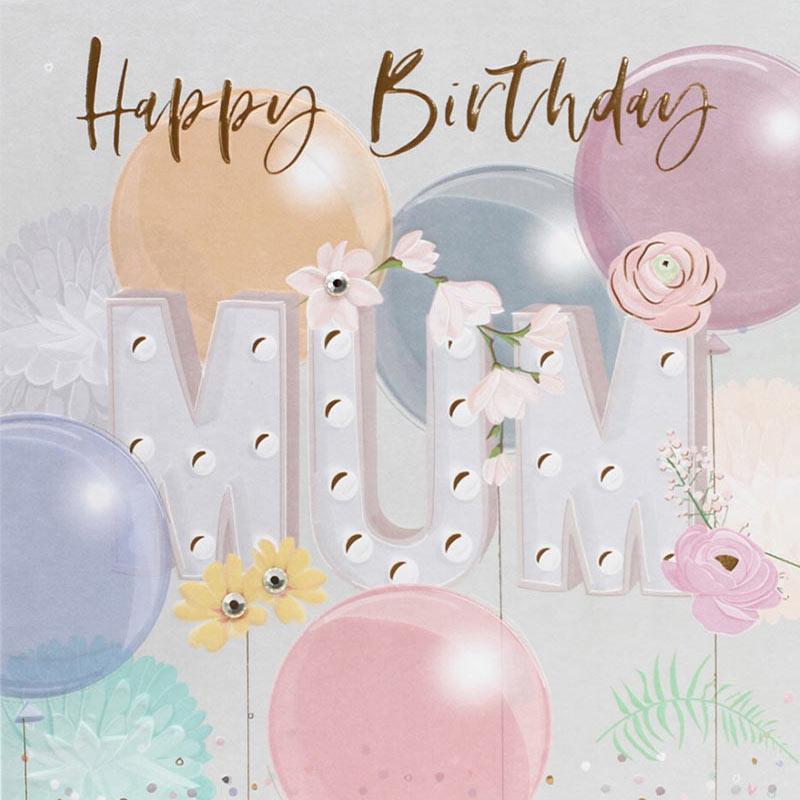 Happy Birthday Mum Spirito