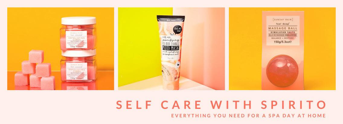 Self care with Spirito
