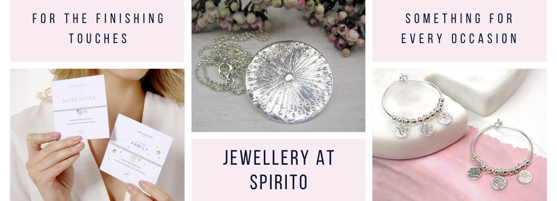 Jewellery at Spirito